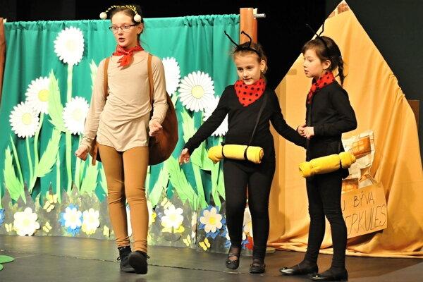 Súčasťou festivalu bude aj detské Rozprávkové javisko.