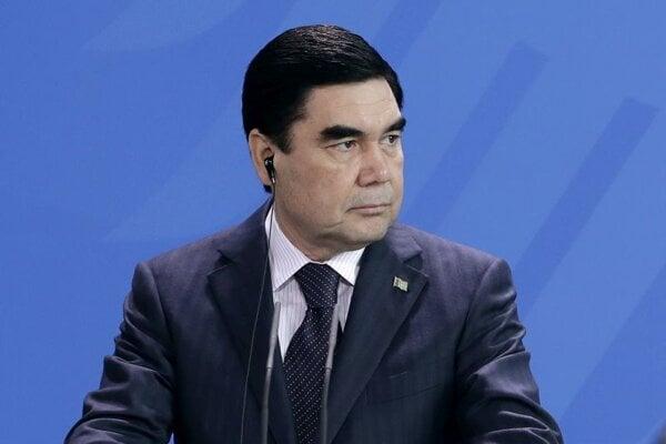 Gurbanguly Berdymuhamedov