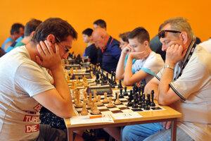 Na Prešov Open sa zúčastnilo 77 šachistov.