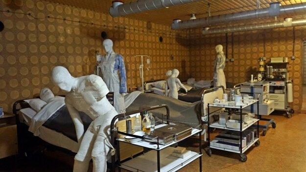Nemocnica ako expozícia.