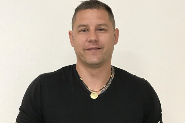 Peter Sedúch, tréner MŠK Kysucké Nové Mesto.