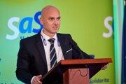 Poslanec Národnej rady SR, člen Republikovej rady SaS a tímlíder SaS pre školstvo Branislav Gröhling.