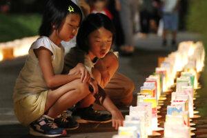 Nagasaki si tento rok pripomína 74. výročie zhodenia americkej atómovej bomby.