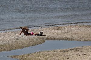 Horúčavy v Bosne a Hercegovine a Chorvátsku presiahli v pondelok 40 stupňov.