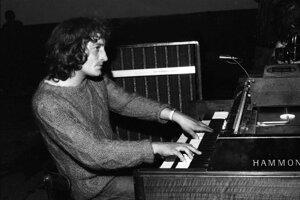 Marián Varga z Collegium Musicum.