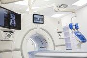 Jeden CT prístroj spúšťali do prevádzky vlani.