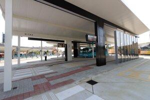 Nitrianska autobusová stanica je v prevádzke od roku 1978.