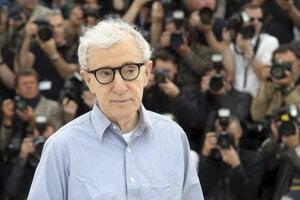 Woody Allen má 83 rokov.