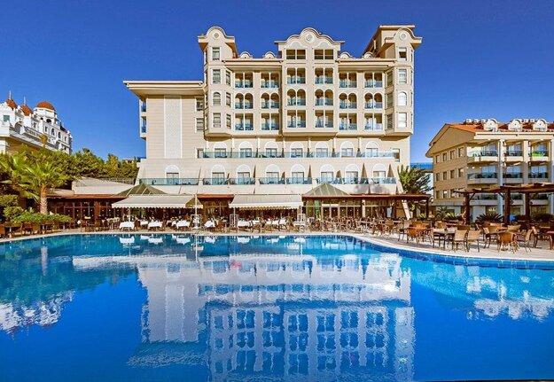 HotelSultan of Side 5*, Turecko