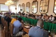 Ďalšie stretnutie čaká mestských poslancov 17. septembra.