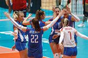 Slovensko na ME vo volejbale žien 2019.