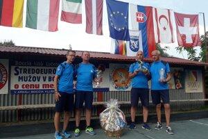 Víťazi turnaja z Talianska.