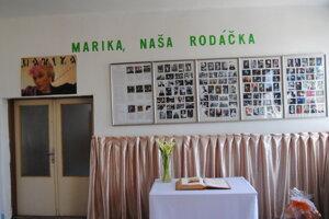 Obecný úrad v Turanoch nad Ondavou.