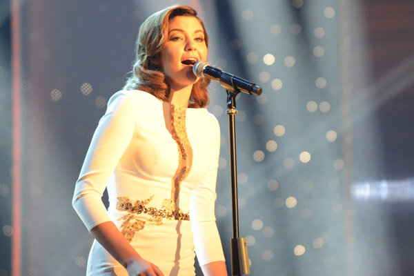 Celeste Buckingham zaspieva v Prievidzi v dome kultúry 2. apríla.