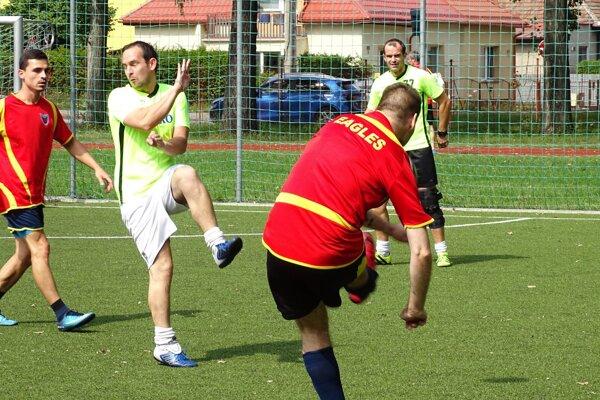 Malý Futbal.