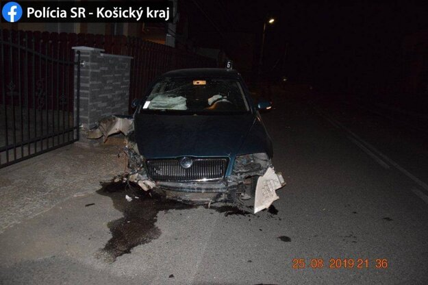 Autu dal opitý vodič poriadne zabrať.