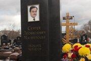 Ruský právnik Sergej Magnitskij.
