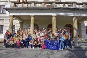 V rámci projektu slovenskí a českí skauti navzájom spoznávajú krásy susednej krajiny.