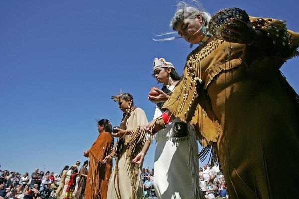Pôvodní obyvatelia Ameriky majú v sebe aj kúsok z Európy.
