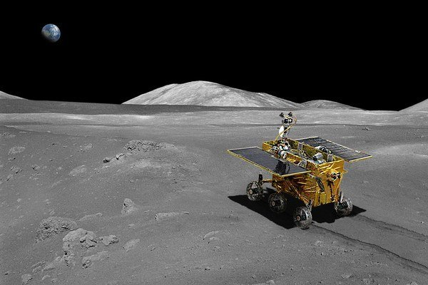 Čína chce mať na Mesiaci vozidlo.
