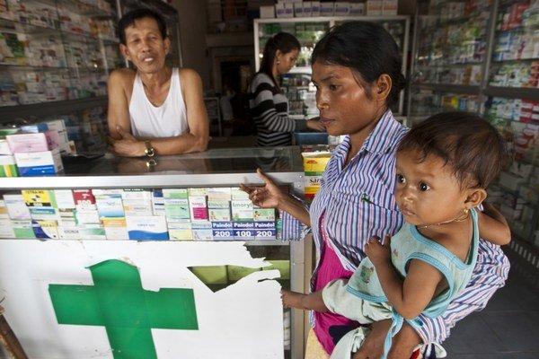 Podľa svetovej zdravotníckej organizácie bolo v roku 2010 maláriou nakazených 219 miliónov ľudí. Vyše šesťstotisíc umrelo, najmä detí.