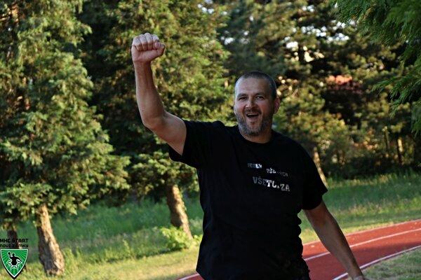 Michal Meluš absolvoval už počas svojej kariéry množstvo letných príprav. Aj do aktuálnej sa pustil súsmevom.