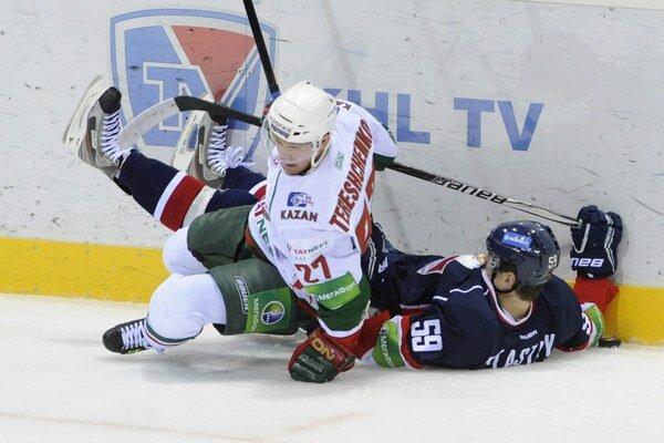 Jedným z kvarteta hráčov, ktorým klub ponúkol novú zmluvu je aj Alexej Tereščenko.