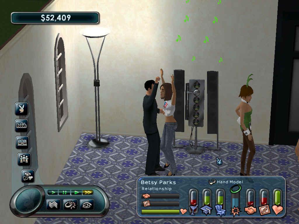 Sims 3 Zoznamovacie služba