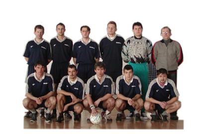 futbalisti hronca na zimnom turnaji my cup 2005
