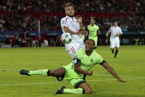 Naposledy si Ciro Immobile (s číslom 11) obliekal dres FC Sevilla.