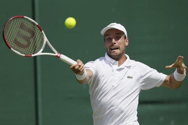 Španiel Batista-Agut sa ideálne naladil pred duelom s Martinom Kližanom na Australian Open - finálovou účasťou na turnaji v Aucklande.