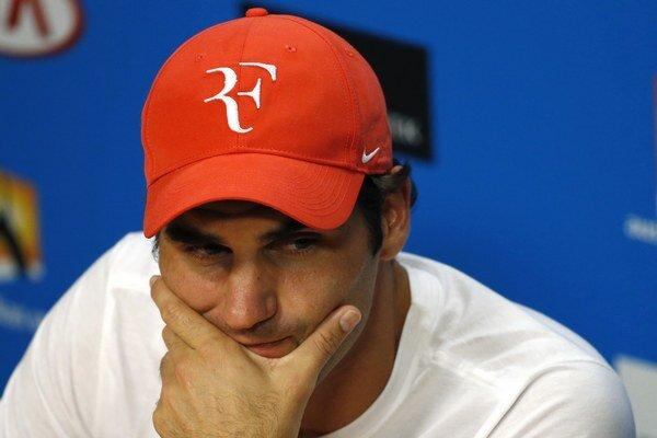 Federera vo februári na turnajoch neuvidíme.