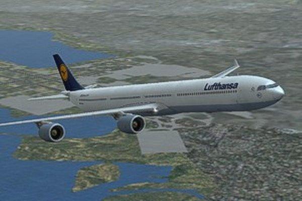 Infinite Flight a detailné zobrazenie lietadiel.