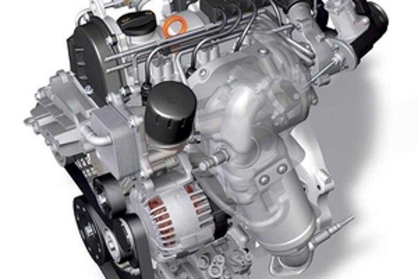 Nový motor bude v Mladej Boleslavi nielen montovaný, ale bude sa tu taktiež odlievať blok motora a obrábať niektoré diely.