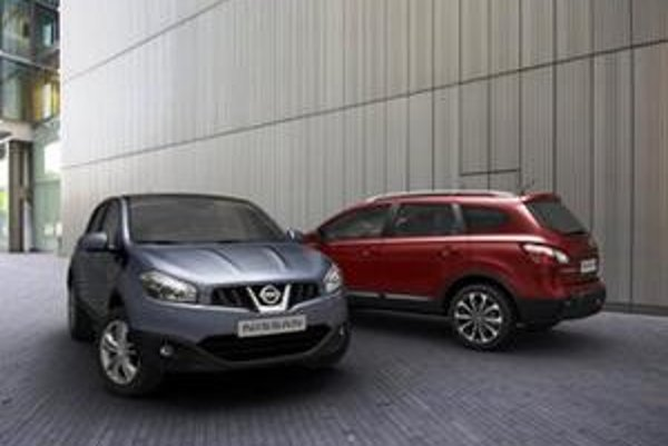 Modernizovaný Nissan Qashqai by sa v predaji mal objaviť na jar budúceho roka.
