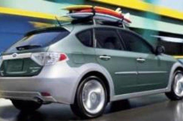 Subaru Impreza Outback Sport predávajú v USA. Podobu Imprezy XV zatiaľ nepoznáme.