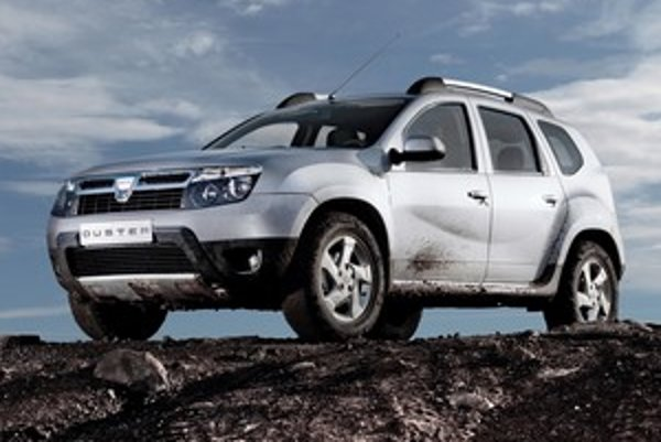 Najväčšou novinkou je Dacia Duster. Nový model rumunskej značky zožal na autosalóne v Ženeve veľký úspech a v Bratislave absolvuje slovenský výstavný debut.
