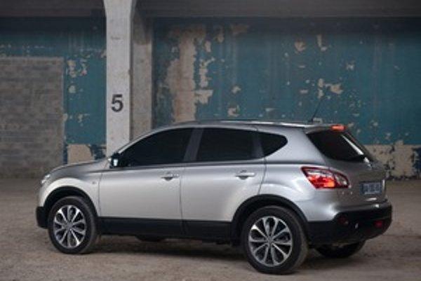 Počas uplynulých troch rokov sa v Európe z modelu Qashqai predalo viac ako 550.000 kusov.