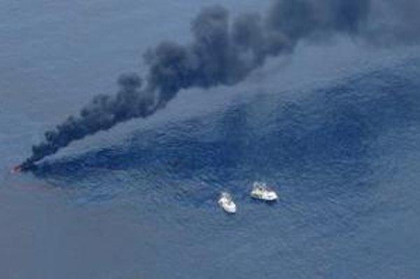 Mexický záliv - miesto, kde sa problémy spoločnosti BP začali