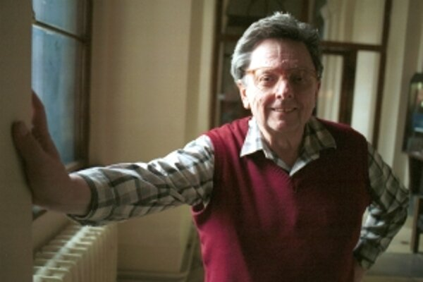 Antonín Vítek (25. 1. 1940 - 28. 2. 2012).