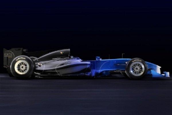 Lotus Exos Type 125 nesmie jazdiť v bežnej premávke. Je určený na okruhy.