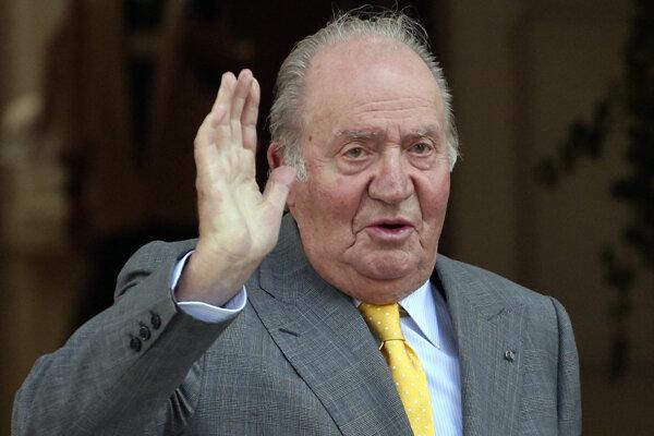Bývalý kráľ Juan Carlos I.
