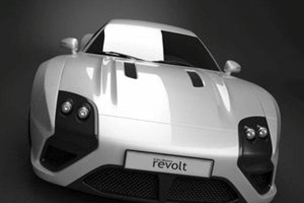 Na rozdiel od automobilky Lada,  E-Go poskytlo aspoň slušné fotografie nového športového auta.