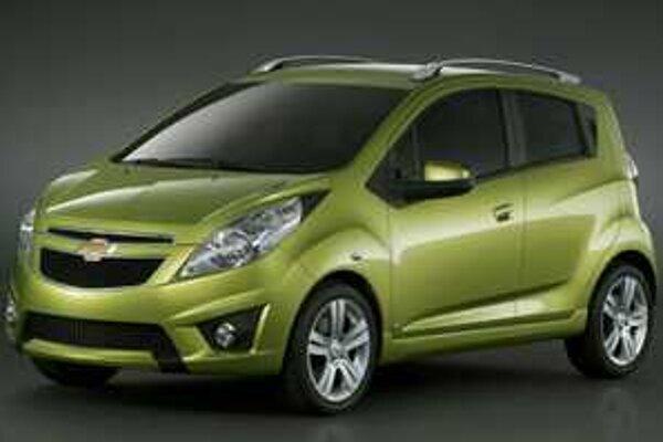 Chevrolet Spark má byť globálnym automobilom. Okrem Európy alebo Južnej Kórey sa bude predávať napríklad aj v USA a na ďalších trhoch.