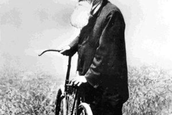 Vynálezca bicyklovej pneumatiky - John Boyd Dunlop.
