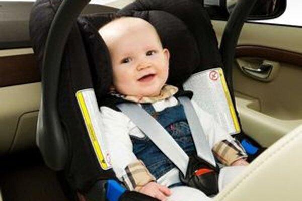 Nové autosedačky sú navrhnuté tak, aby sa dali čo najdlhšie používať proti smeru jazdy. Podľa Volva minimálne do troch rokov veku dieťaťa.