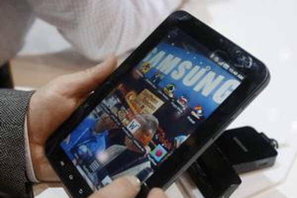 Na Slovensku by sa mal nový tablet od firmy Samsung predávať od pondelka.
