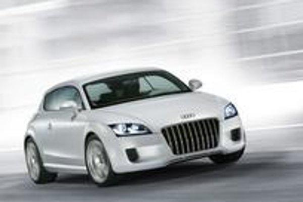 Automobilka plánuje, že po prestavbe závodu by sa mohlo začať s výrobou modelu malého Audi.