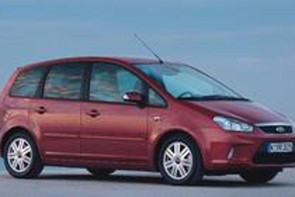Ford C-MAX vyzerá po modernizácii ako člen rodiny minivanov. S Focusom nemá spoločné meno ani dizajn.