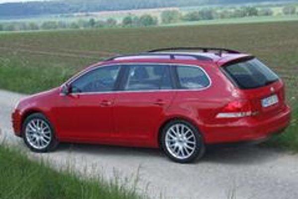 Volkswagen verí, že Golf Variant urobí dieru v predajnosti na úrovni predchádzajúcich dvoch generácii, ktorých sa spolu predalo vyše 1,2 milióna vozidiel.